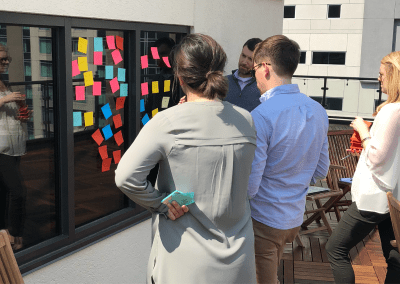 Using design to solve problems