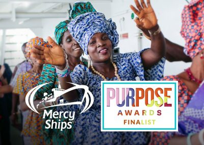 Mercy Ships: A force for global good